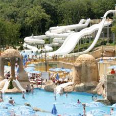 аквапарк в золотых песках болгария фото